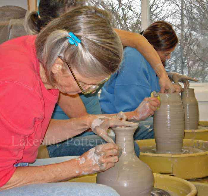 pottery instruction pictures