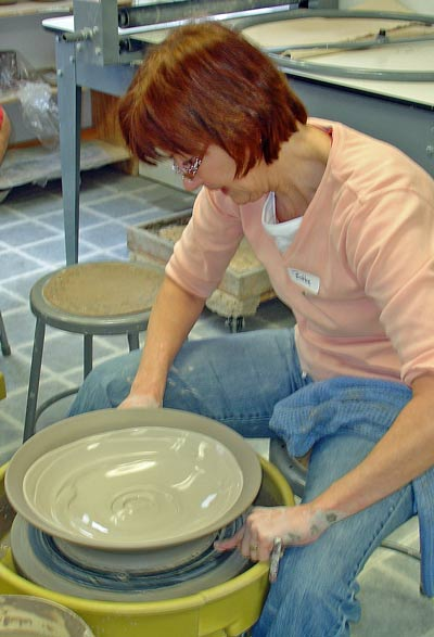 using sleep for advanced pottery lesson plan