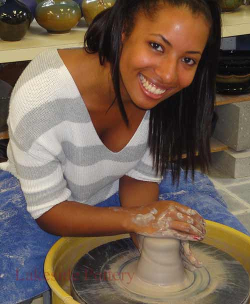 Potter's wheel one day trial class