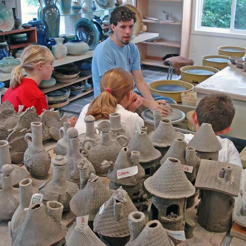 Pottery Ideas For Kids
