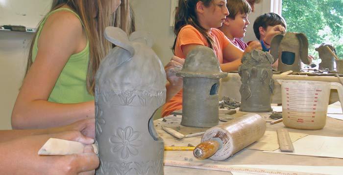 Children Ceramic Art Programs Pictures