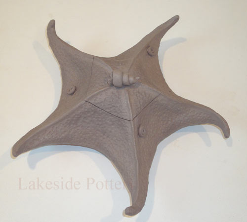 Making Clay Starfish And Sea Creatures Clay Project Lesson