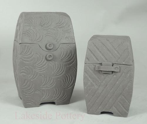 Art Clay Box Designs