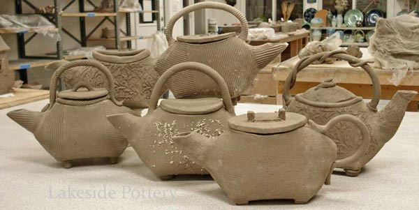 ceramic teapot projects collection