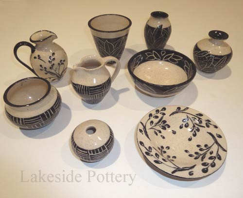 What Is Sgraffito Pottery Technique And Tools